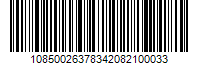 To redeem in stores: Scan the barcode